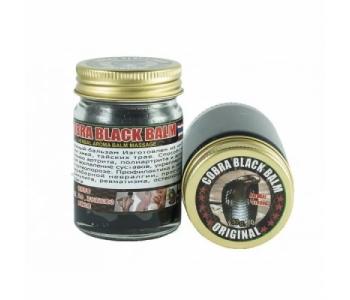 Тайский черный бальзам с ядом кобры Cobra Black Balm 100 гр
