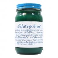 Тайский традиционный зеленый бальзам Осотип (Нам-ман-о-содт-тип) 200 мл.
