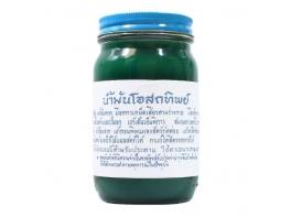 Тайский зеленый бальзам для массажа Che Wong Осотип (Нам-ман-о-содт-тип) 200 мл