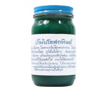 Тайский зеленый бальзам Che Wong Осотип (Нам-ман-о-содт-тип) 200 мл – отзывы
