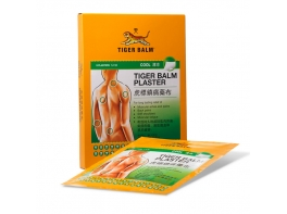 Tiger Balm Plaster Cool охлаждающий пластырь 2 шт 7х10 см
