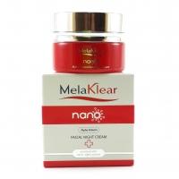 Nano Facial Night Cream крем от пигментных пятен 30 гр