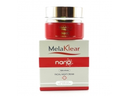 Nano ночной осветляющий крем MelaKlear Mistine 30 гр