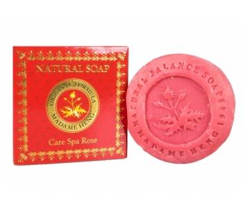 Мыло Madame Heng Спа роза 150 гр