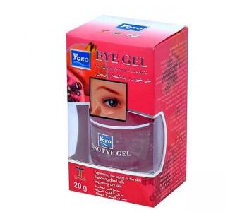 Йоко гель для глаз с гранатом Yoko pomegranate gel 20 гр