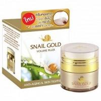 Улиточный крем для лица Snail Gold Filler 15 мл
