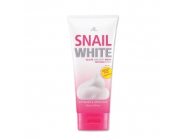 Пенка улитка и жемчуг Snail White 180 мл