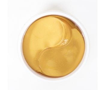 Патчи для глаз коллагеновые Золотые дольки Gold Princess Collagen Eye Mask 60