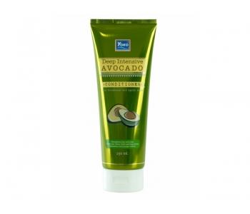 Deep Intensive Avocado маска для волос с аргановым маслом 250 мл