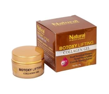 Botoxy Lifting Collagen Gel антивозрастной гель 30 мл – инструкция по применению