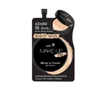 Жидкая крем пудра BB Make Up Pro SPF 35 PA++ Nami 7 мл