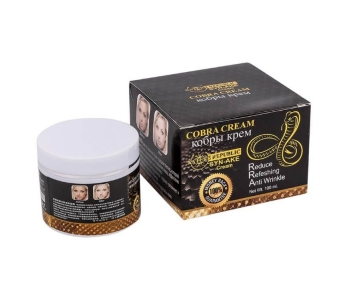 Кобра антивозрастной крем для лица Cobra Syn-Ake Cream Nature Republic 100 мл