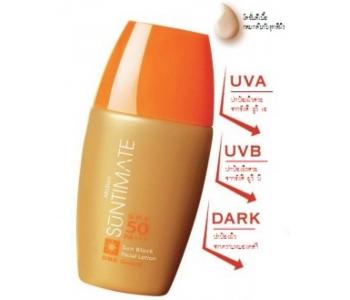 Sun Ultimate SPF 50 PA+++ крем для лица защита от солнца 20 мл