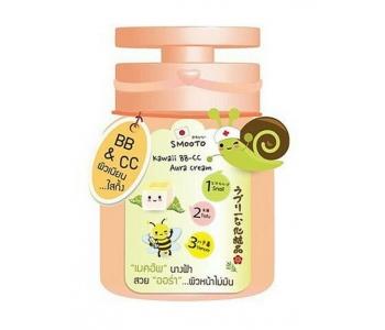 Крем уход солнцезащитный ВВ-СС Kawaii BB-CC Aura Cream 7 мл