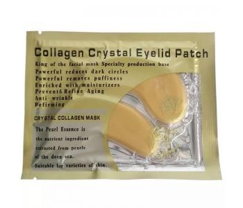 Маска для кожи вокруг глаз Collagen Crystal 6 гр – инструкция по применению