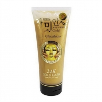 Омолаживающая золотая маска 24k gold l-glutathione 220 мл