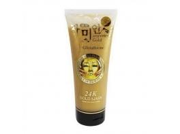 L-glutathione 24k gold омолаживающая золотая маска 220 мл