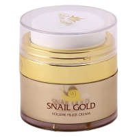 Snail Gold Volume Filler Cream крем для лица с концентратом улитки 15 мл