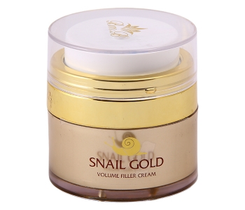 Snail Gold Volume Filler Cream крем для лица с концентратом улитки 15 мл