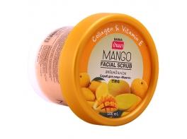 Mango Facial Scrub скраб для лица с манго 100 мл