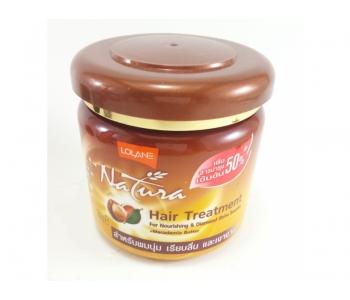 Маска с маслом Макадамии Lolane Natura 250 гр