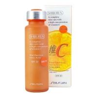 Отбеливающая и омолаживающая эмульсия концентрат витамина C от пигментных пятен Shijiliren 130 гр