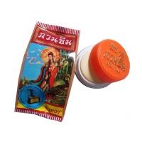 Тайский отбеливающий жемчужный крем Kuan Im Pearl cream 5 гр