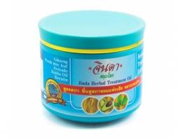 Jinda Herbal Treatment Oil маска для роста сухих волос 400 гр