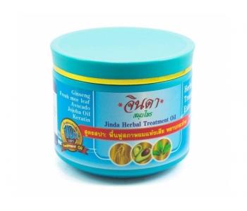 Jinda Herbal Treatment Oil маска для роста волос 400 гр