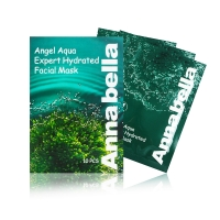 Маска для регенерации кожи лица Annabella Angel Aqua Expert Hydrated Facial Mask 1 шт