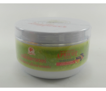 Invigorating Apricot Scrub скраб для лица и зоны декольте c абрикосом 350 мл