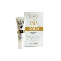 Натурально бежевый тональный крем BB Gold Mistine 15 гр
