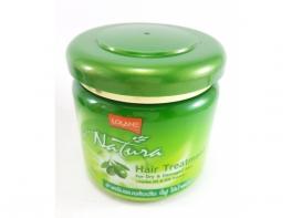 Маска для сухих и поврежденных волос придающая блеск Lolane 250 гр