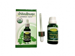 Моринга масло семян Organic 30 мл