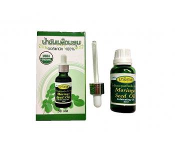 Масло моринги для волос и тела Moringa Oil 30 мл
