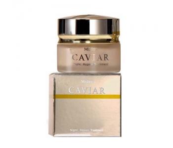 Крем ночное омоложение Caviar Mistine 30 гр