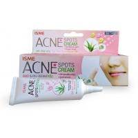Isme Acne Spots cream крем от прыщей и угревой сыпи 10 гр