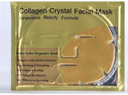 Коллагеновая маска для лица от морщин Collagen Crystal Face Mask 100 гр