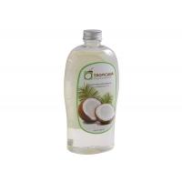 100% натуральное ароматное кокосовое масло Tropicana 1л