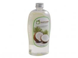 100% натуральное ароматное кокосовое масло пищевое Tropicana 1л