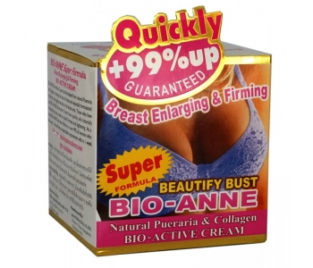 Крем для увеличения груди с Пуэрарией Мирификой Bio-Anne 60 гр – инструкция по применению