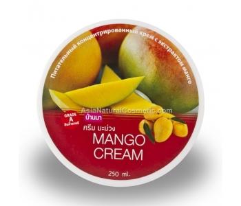 Увлажняющий крем для тела с манго Butter Cream Mango 250 гр
