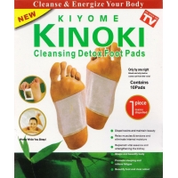Пластырь Киноки детокс для ног Kinoki Detox 10 шт