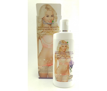 Pannamas Armpit & Bikini Herbal Cream крем для отбеливания интимных мест 200 мл – инструкция по применению