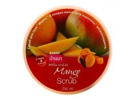 Mango Scrub Banna скраб для тела с манго 250 мл