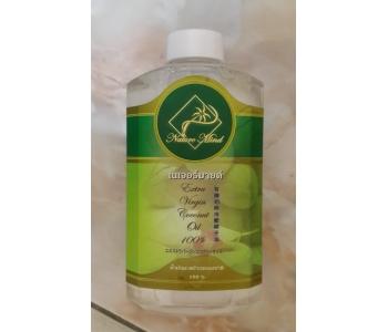 Натуральное кокосовое масло холодного отжима Extra Virgin Coconut Oil 500 мл