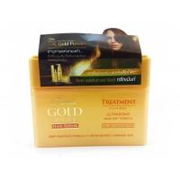 Профессиональная высокоэффективная маска для волос Gold Bio Woman 250 гр