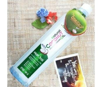 100% натуральное кокосовое масло первого холодного отжима Samui 1000 мл