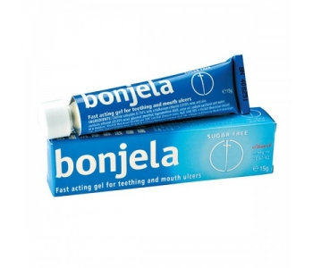 Гель для десен Bonjela teething gel 15 гр