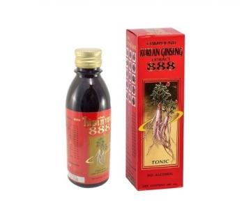 Korean Ginseng Extract 888 корейский женьшень 180 мл